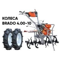 Культиватор SKIPER GT-850SB + колеса BRADO 4.00-10 (комплект)