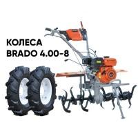 Культиватор SKIPER GT-850S + колеса BRADO 4.00-8 (комплект)
