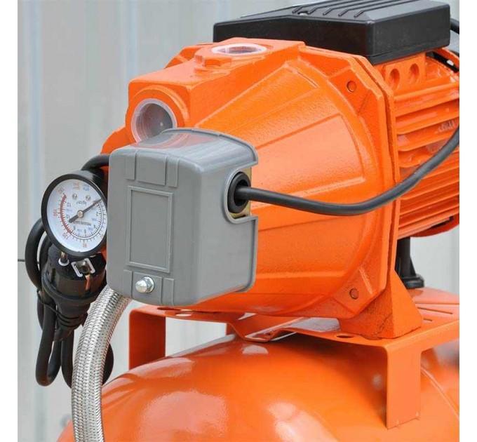 Станция водоснабжения автоматическая Skiper JET100 (900 Вт, 3100 л/ч, 24 л, чугун)