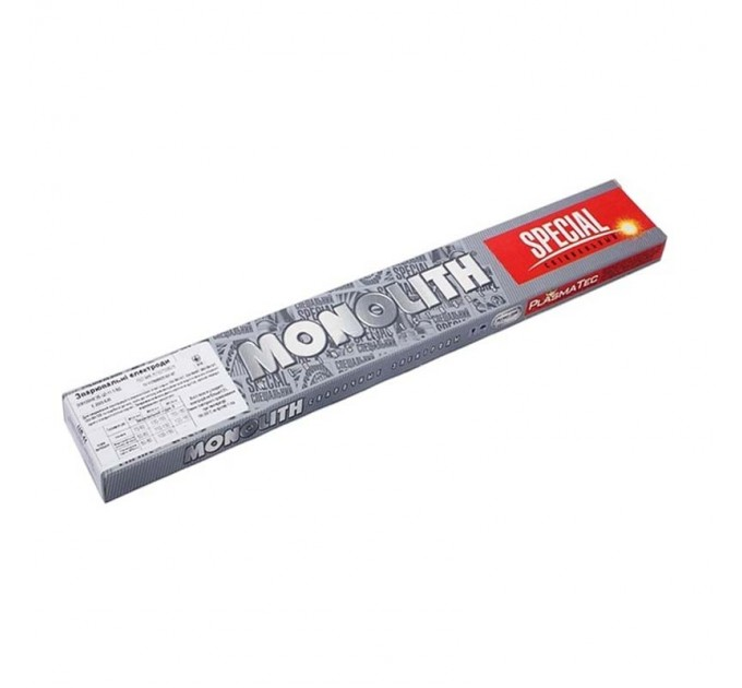 Электроды ЦЛ-11 Плазма ТМ Monolith д 3 мм: вакуум 1 кг